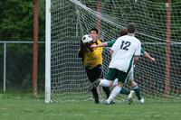 5628 Boys Varsity Soccer v Charles Wright 042210