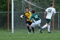 5629 Boys Varsity Soccer v Charles Wright 042210