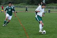 5637 Boys Varsity Soccer v Charles Wright 042210