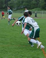 5638 Boys Varsity Soccer v Charles Wright 042210