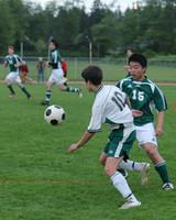 5639 Boys Varsity Soccer v Charles Wright 042210