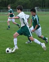 5641 Boys Varsity Soccer v Charles Wright 042210