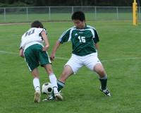 5644 Boys Varsity Soccer v Charles Wright 042210