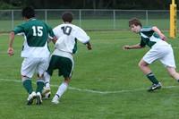 5646 Boys Varsity Soccer v Charles Wright 042210
