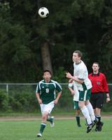 5655 Boys Varsity Soccer v Charles Wright 042210