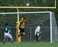 5665 Boys Varsity Soccer v Charles Wright 042210
