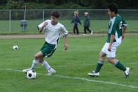 5668 Boys Varsity Soccer v Charles Wright 042210