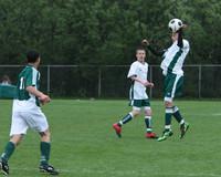 5680 Boys Varsity Soccer v Charles Wright 042210