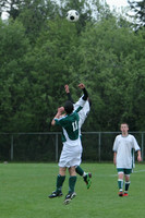 5684 Boys Varsity Soccer v Charles Wright 042210