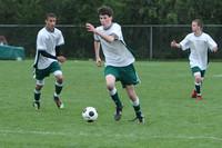 5687 Boys Varsity Soccer v Charles Wright 042210
