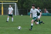 5688 Boys Varsity Soccer v Charles Wright 042210