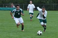 5695 Boys Varsity Soccer v Charles Wright 042210