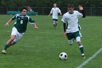 5696 Boys Varsity Soccer v Charles Wright 042210