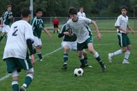 5703 Boys Varsity Soccer v Charles Wright 042210