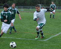 5707 Boys Varsity Soccer v Charles Wright 042210