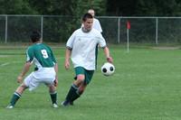 5723 Boys Varsity Soccer v Charles Wright 042210