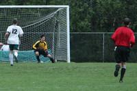 5749 Boys Varsity Soccer v Charles Wright 042210