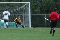 5749a Boys Varsity Soccer v Charles Wright 042210