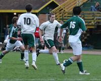 5773 Boys Varsity Soccer v Charles Wright 042210