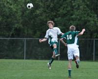 5778 Boys Varsity Soccer v Charles Wright 042210