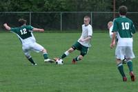 5780 Boys Varsity Soccer v Charles Wright 042210