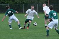 5781 Boys Varsity Soccer v Charles Wright 042210