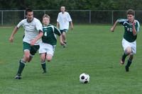 5782 Boys Varsity Soccer v Charles Wright 042210
