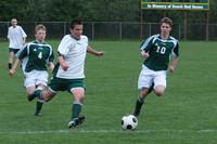 5783 Boys Varsity Soccer v Charles Wright 042210