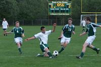 5784 Boys Varsity Soccer v Charles Wright 042210