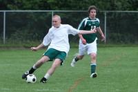 5792 Boys Varsity Soccer v Charles Wright 042210