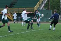5800 Boys Varsity Soccer v Charles Wright 042210