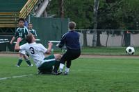 5801 Boys Varsity Soccer v Charles Wright 042210