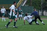 5802 Boys Varsity Soccer v Charles Wright 042210