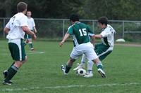 5811 Boys Varsity Soccer v Charles Wright 042210