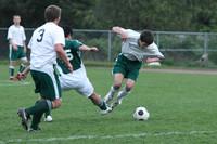 5812 Boys Varsity Soccer v Charles Wright 042210