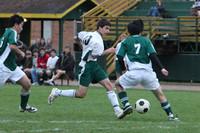5815 Boys Varsity Soccer v Charles Wright 042210