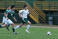 5836 Boys Varsity Soccer v Charles Wright 042210