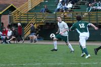 5874 Boys Varsity Soccer v Charles Wright 042210