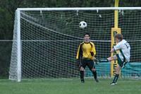5879 Boys Varsity Soccer v Charles Wright 042210