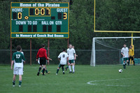 5887 Boys Varsity Soccer v Charles Wright 042210