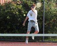6465 Boys Tennis v Chas-Wright 101110