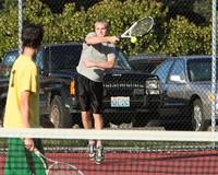 6548 Boys Tennis v Chas-Wright 101110