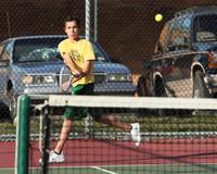6560 Boys Tennis v Chas-Wright 101110
