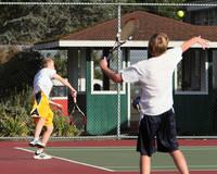 6623 Boys Tennis v Chas-Wright 101110