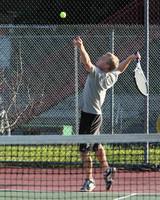 6718 Boys Tennis v Chas-Wright 101110