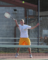6806 Boys Tennis v Chas-Wright 101110