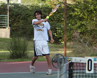 6835 Boys Tennis v Chas-Wright 101110