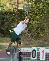 6846 Boys Tennis v Chas-Wright 101110
