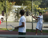 6874 Boys Tennis v Chas-Wright 101110