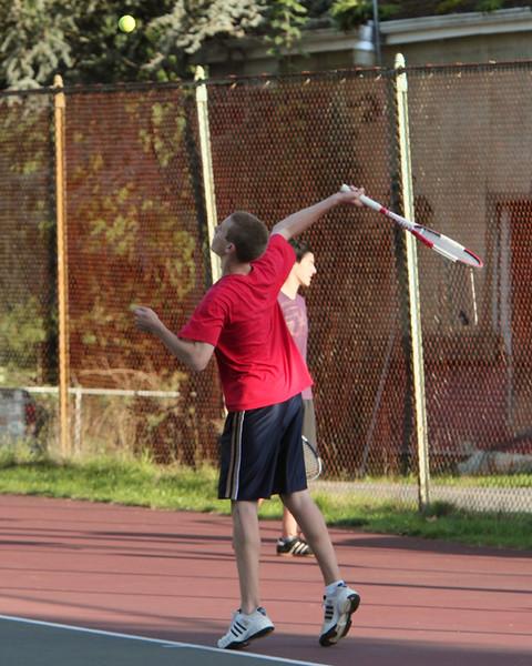 6982 Boys Tennis v Chas-Wright 101110